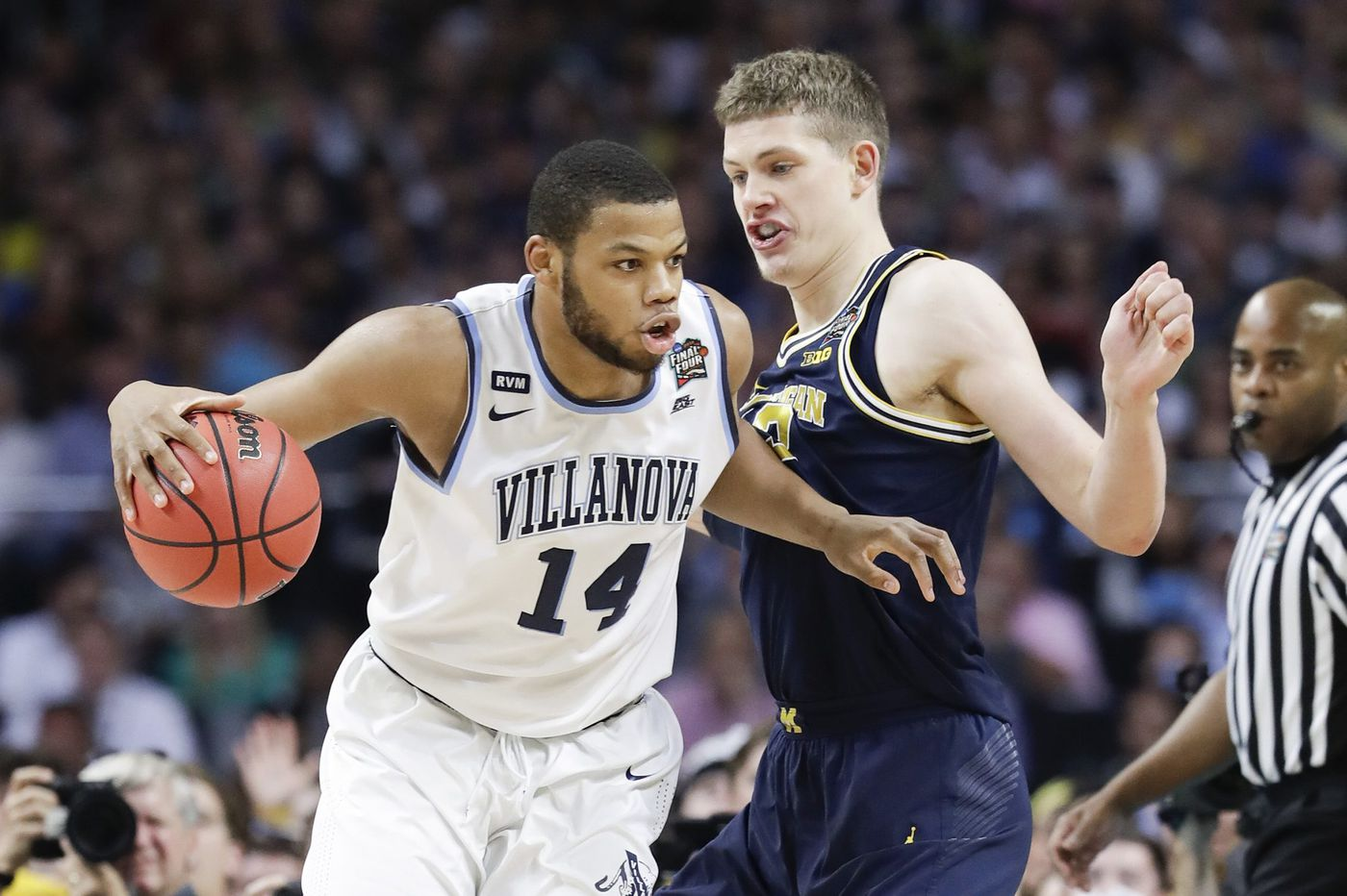 Villanova releases nonconference schedule; includes rematches with Michigan, Kansas