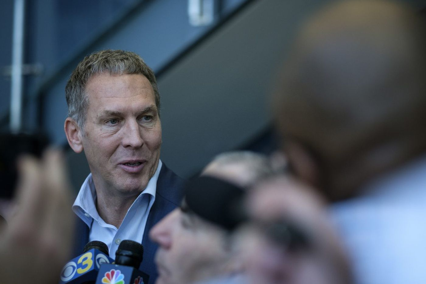 Even if Bryan Colangelo is not responsible for Twitter accounts, the NBA is losing trust in him
