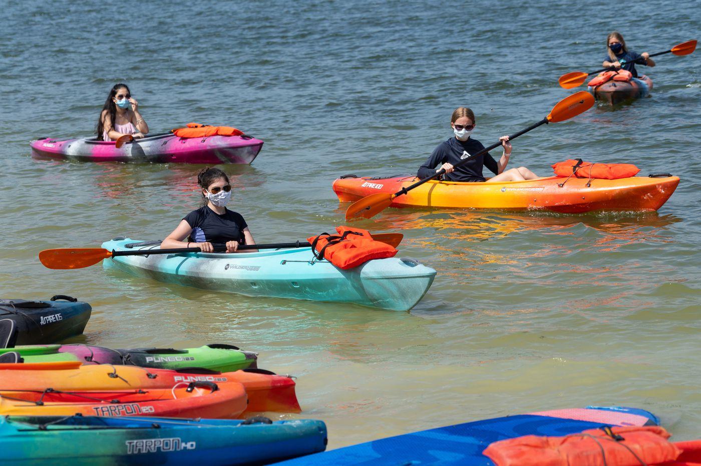 Thinking of buying a kayak? Coronavirus demand makes them hard to find