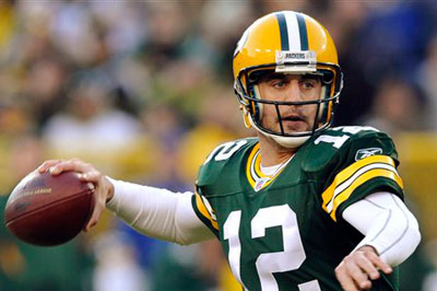 The beat goes on: Packers hit 13-0