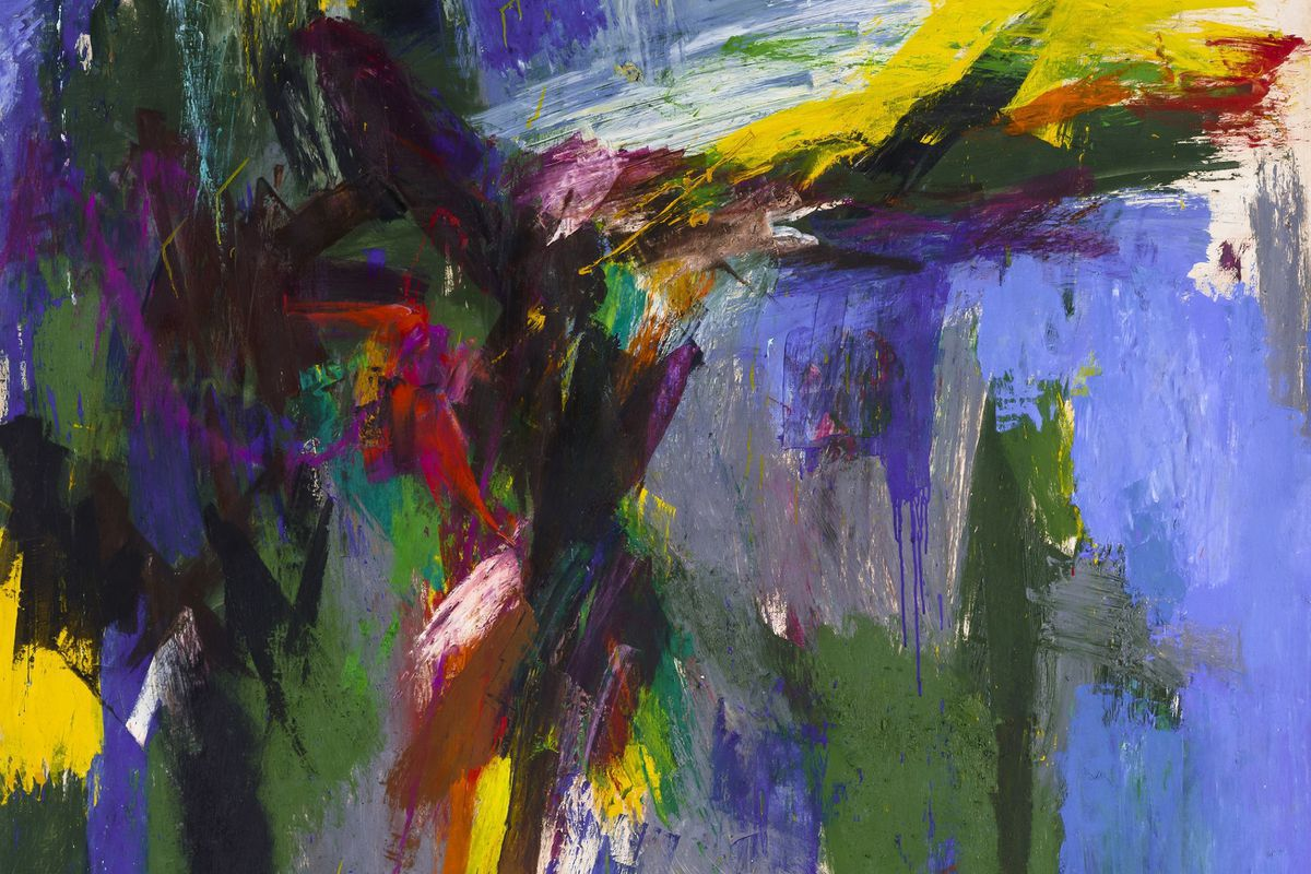 Philly had midcentury abstract expressionists, too. Get to know them in Woodmere's new show.