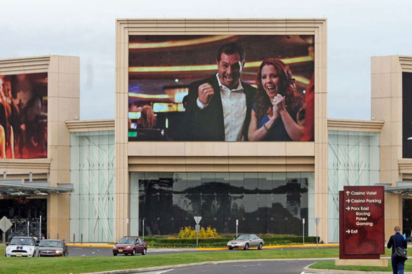 Parx Casino fights for lower tax bill in Bensalem