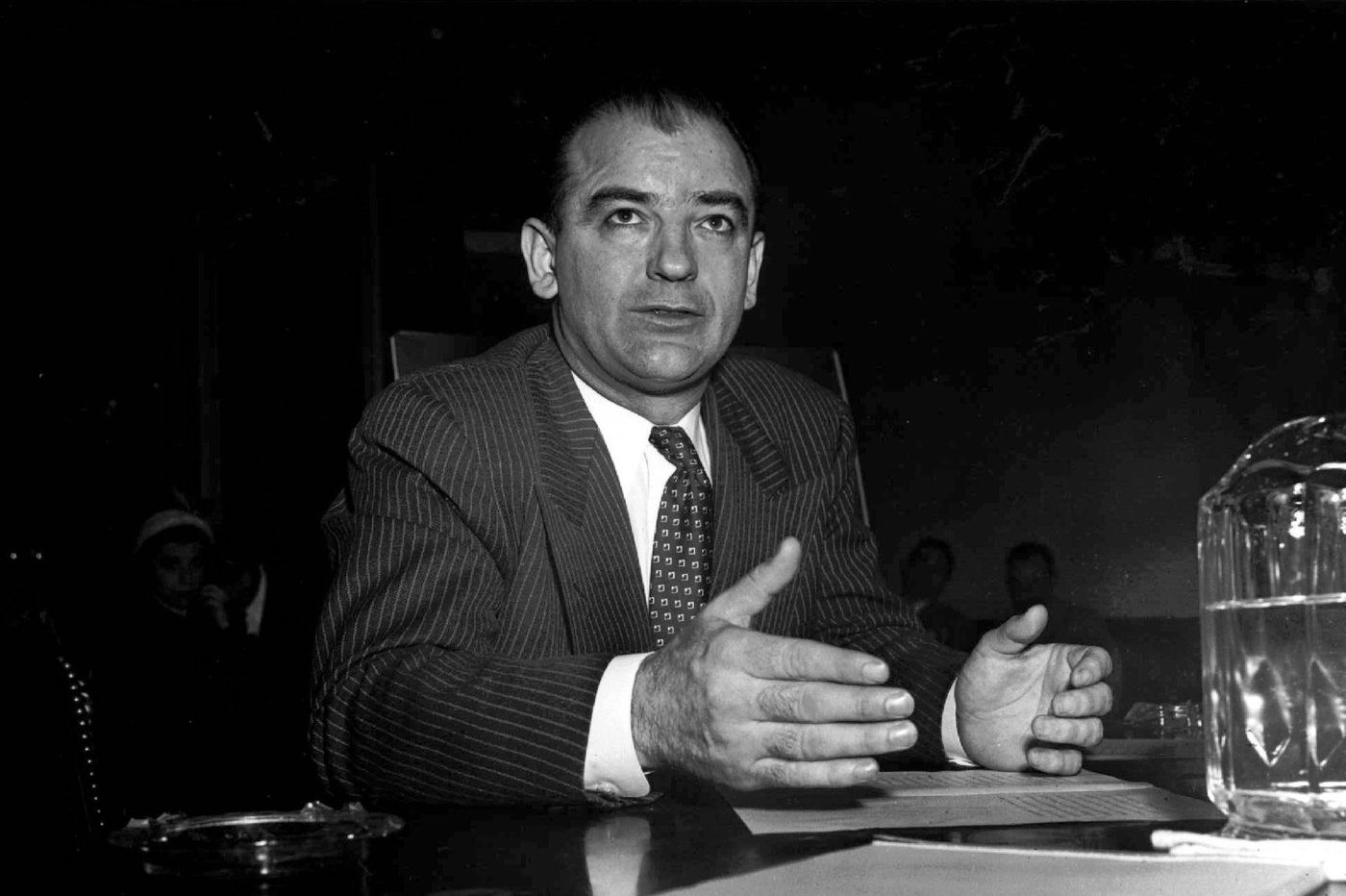 Medical Mystery: What killed 'Red Scare' Sen. Joseph McCarthy?