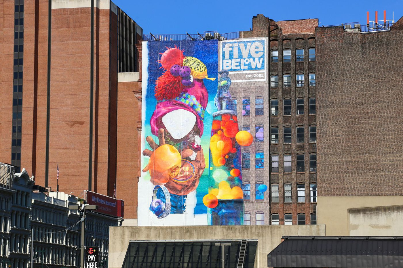 As other cities ban outdoor ads, a new mural reminds us that Philly's public space is for sale | Opinion