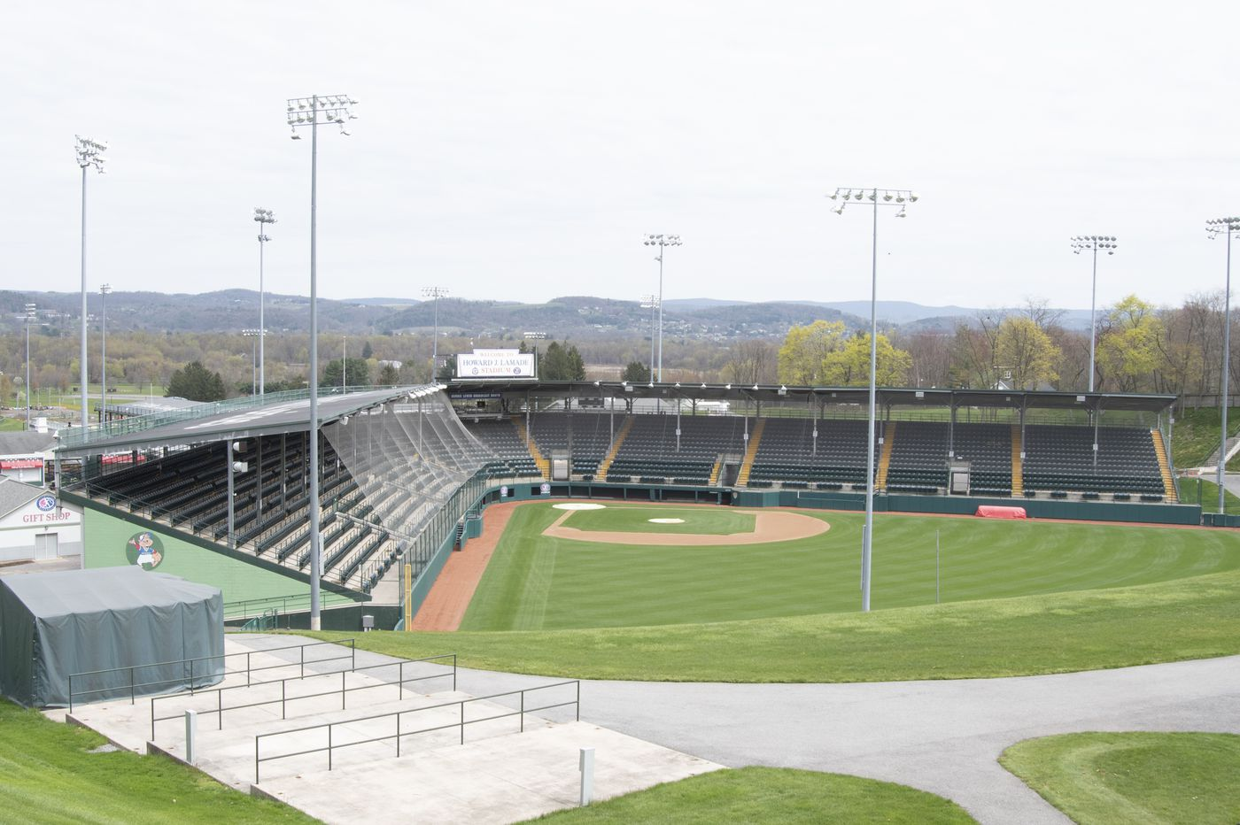 Baseball haven Williamsport braces for a summer without the game and all it brings