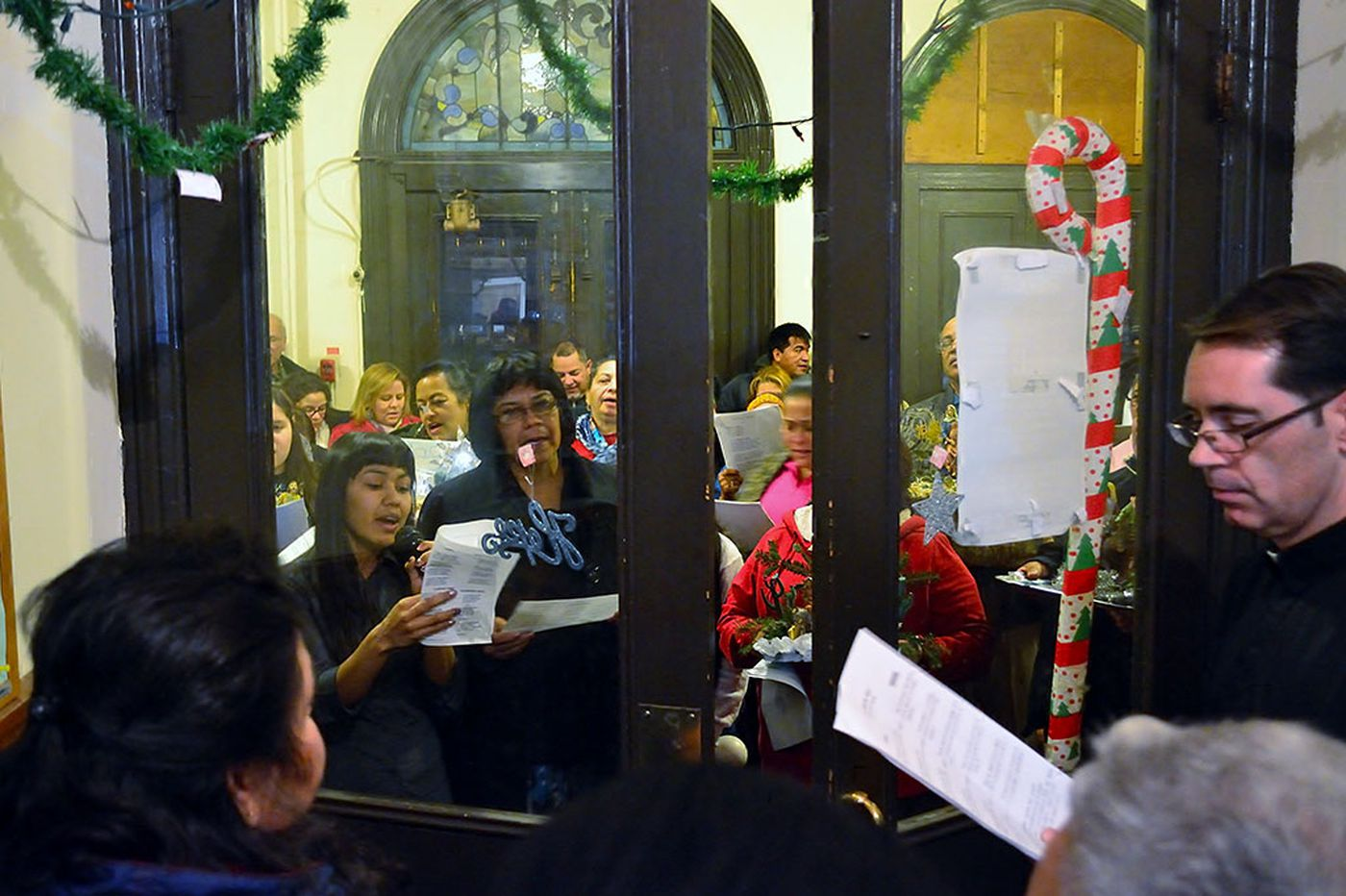 Biblical story resonates for woman in Phila. facing deportation