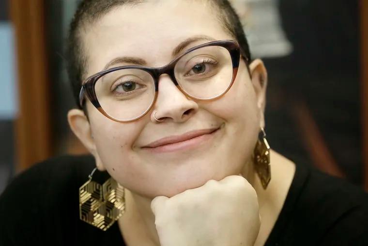 Dani Bennov of Philadelphia is a young survivor advocate for Living Beyond Breast Cancer.