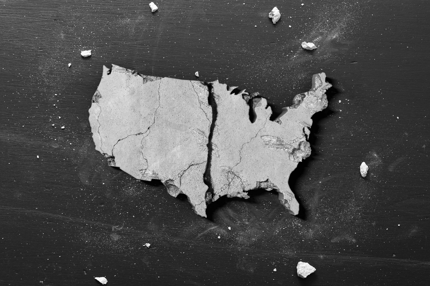 America is over: Let's just split into different countries | Opinion