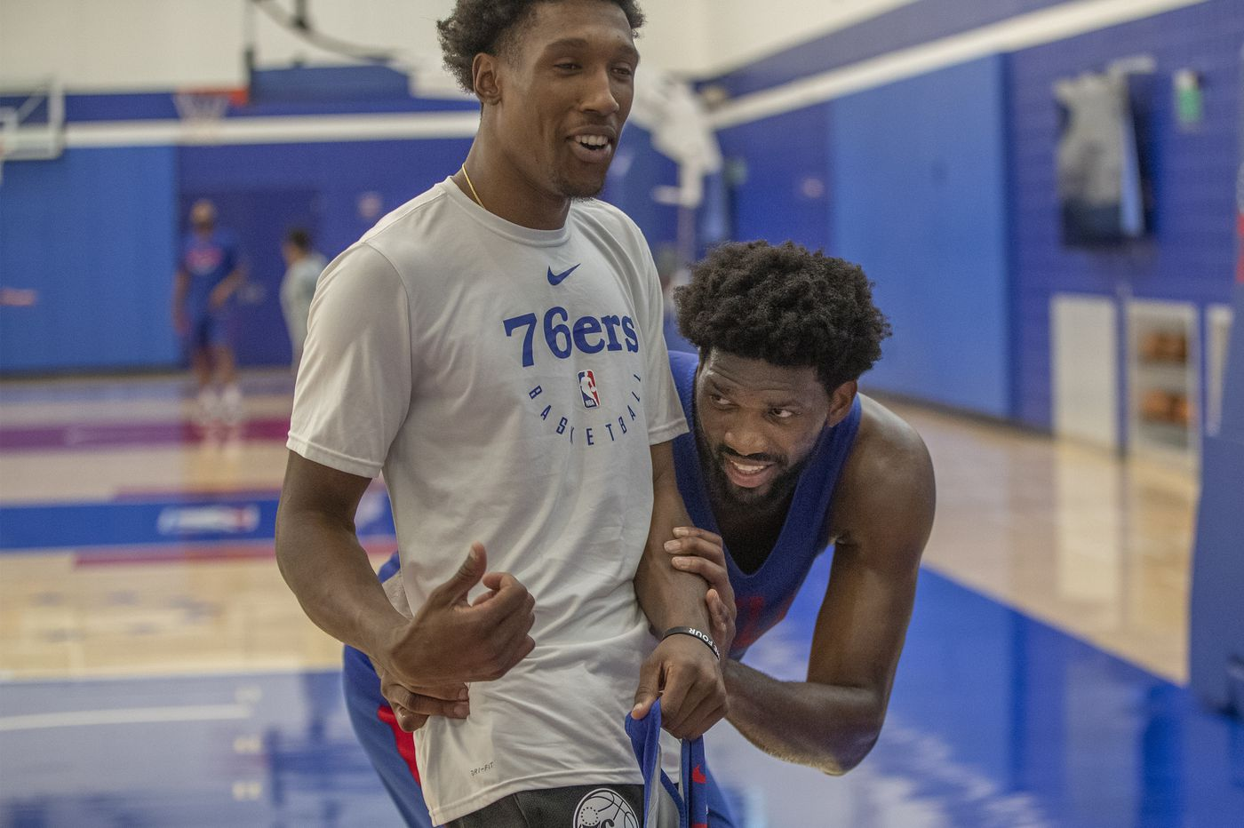 Sixers' Josh Richardson out, Joel Embiid doesn't practice but will play vs. Washington Wizards