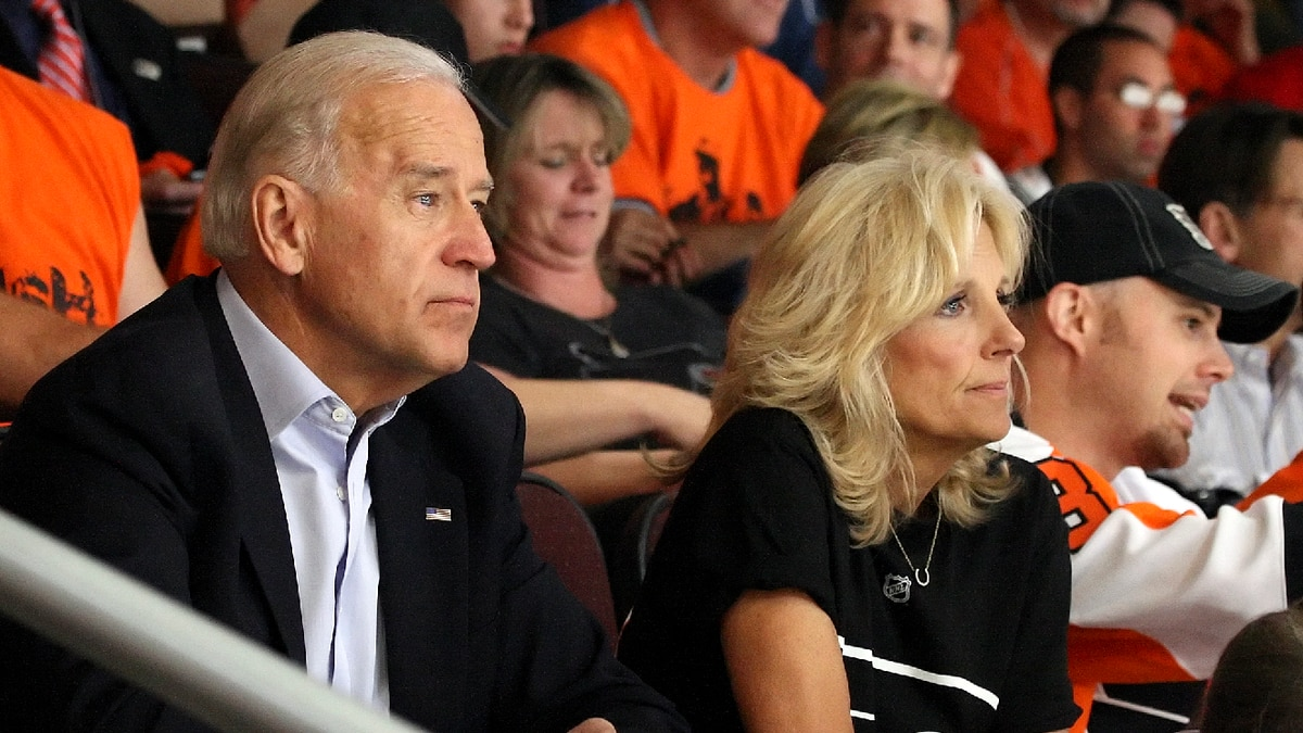 Jill Biden discusses her Philly favorites