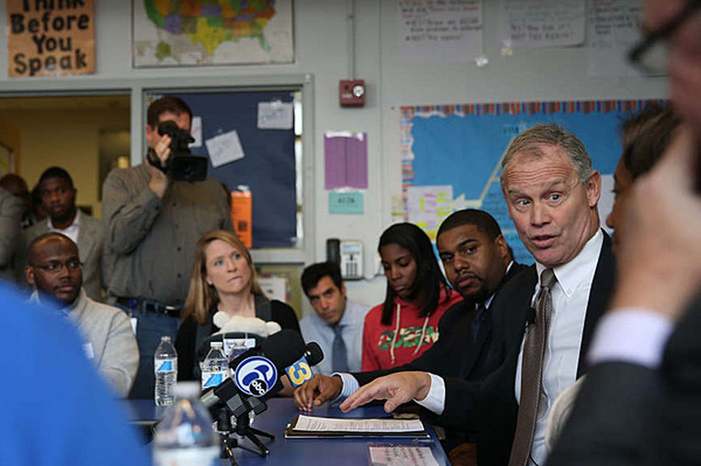Turzai pushes for many new Phila. charters