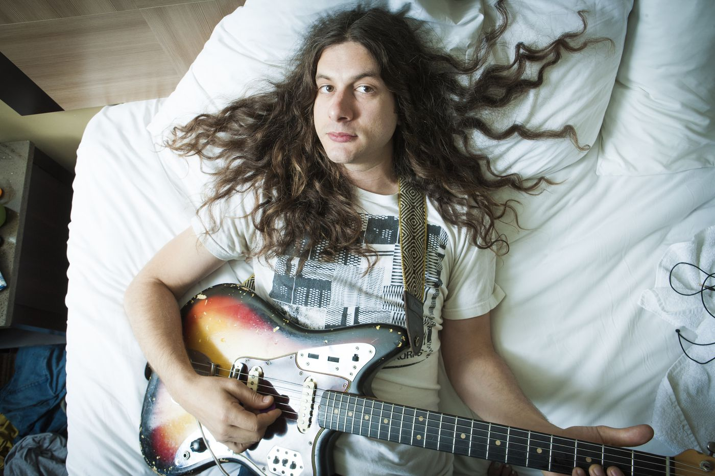 """Kurt Vile beats the PPA in """"Loading Zones,"""" his first new solo track in three years"""