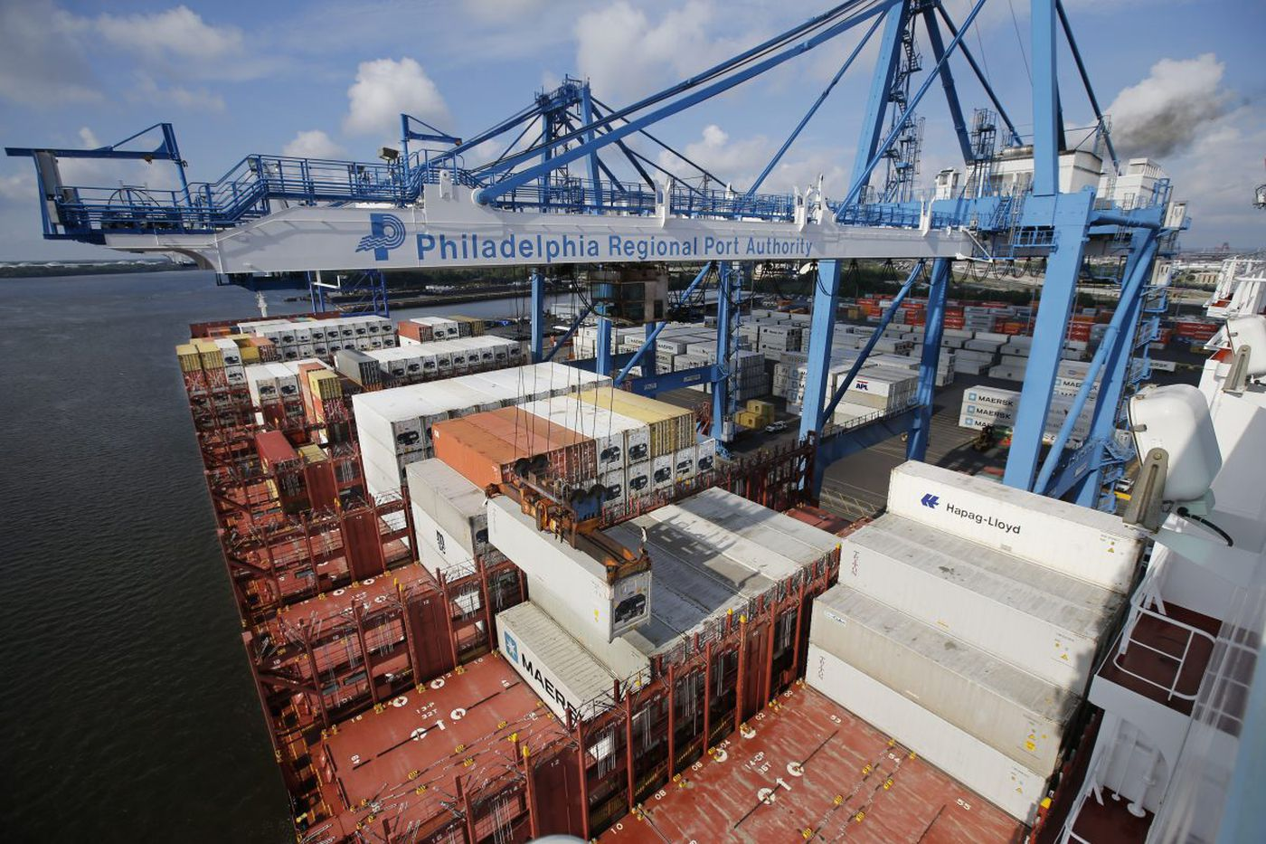 The Philadelphia port gets a new name: PhilaPort