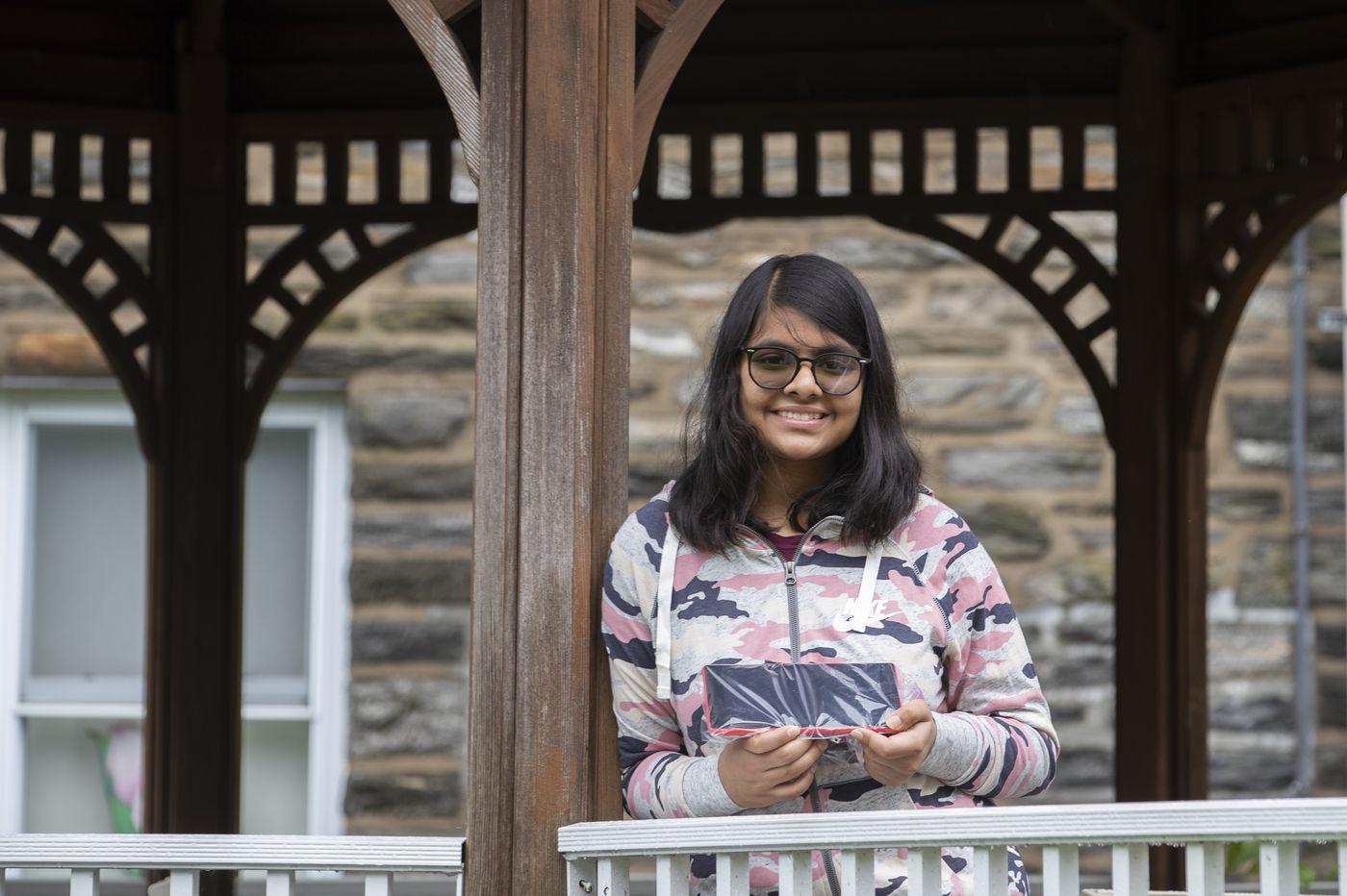 Paoli teen brightens days of nursing-home residents