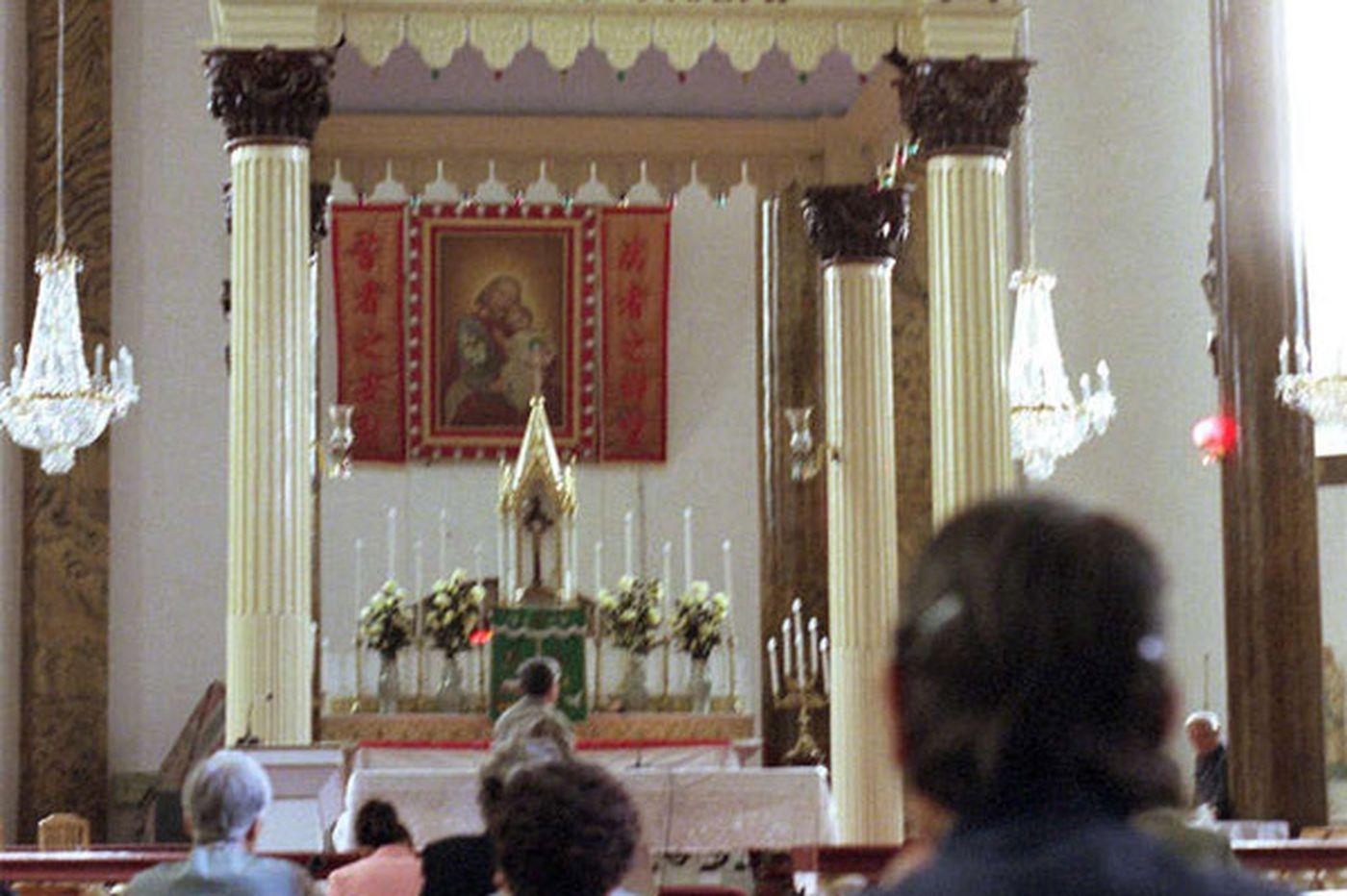 Vivid memories of religious services abroad