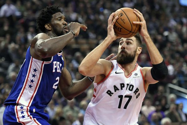 Sixers lose to Raptors, continue trend of falling short when visiting Eastern Conference's better teams