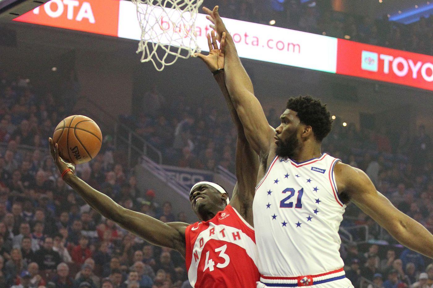Sixers' series with Raptors actually slipped away in Game 4 | Off the Dribble