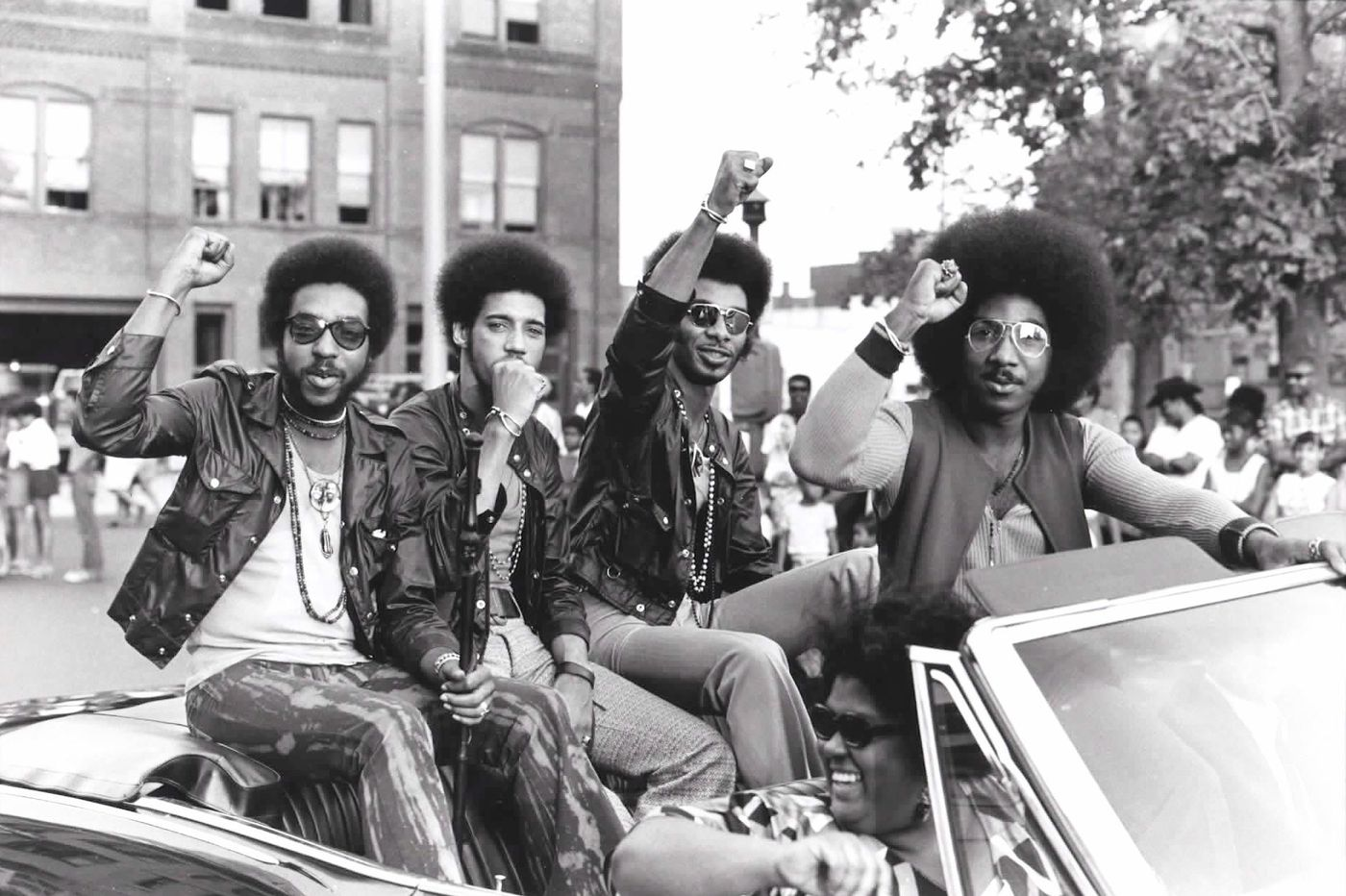 Joseph B. Jefferson, 77, who led Philly band Nat Turner Rebellion and wrote hits for the Spinners, has died