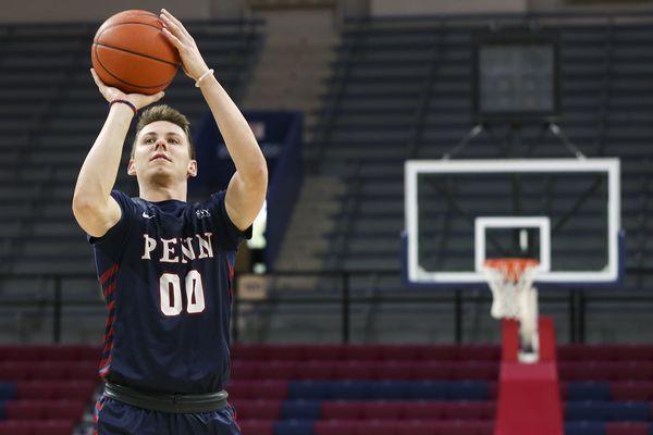 Penn picked second in preseason Ivy League men's basketball poll