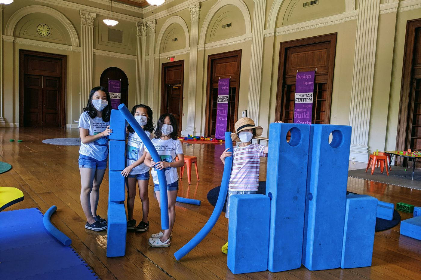 Fun for Philly families this week: Celebrate fall and the planet, plus a new Franklin Institute play space