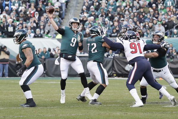 Eagles-Redskins: Numbers that matter