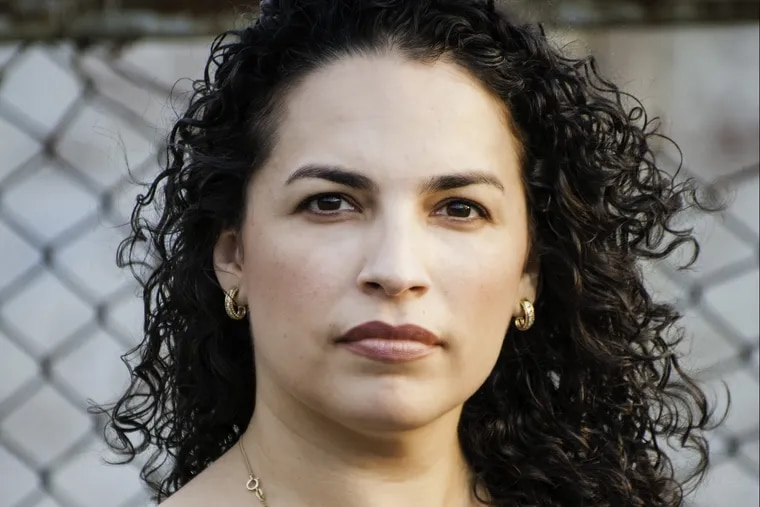 Nicole Gonzalez Van Cleve teaches sociology at Temple University and has had her attractiveness rated by a website that also rates professorial performance.