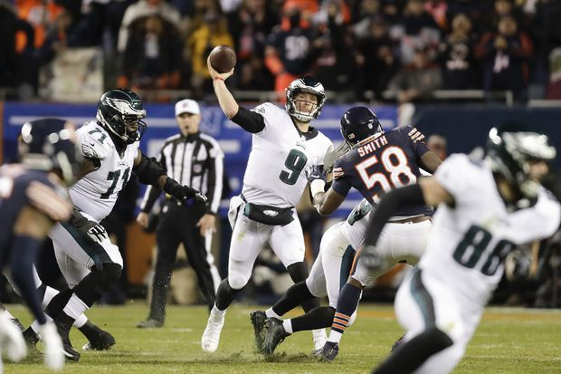 Pressuring Eagles' Nick Foles remains the focus for the Saints' defense ahead of playoff matchup