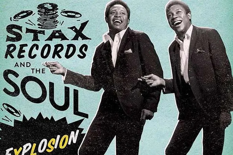 """""""Respect Yourself: Stax Records and the Soul Explosion"""" by Robert Gordon."""