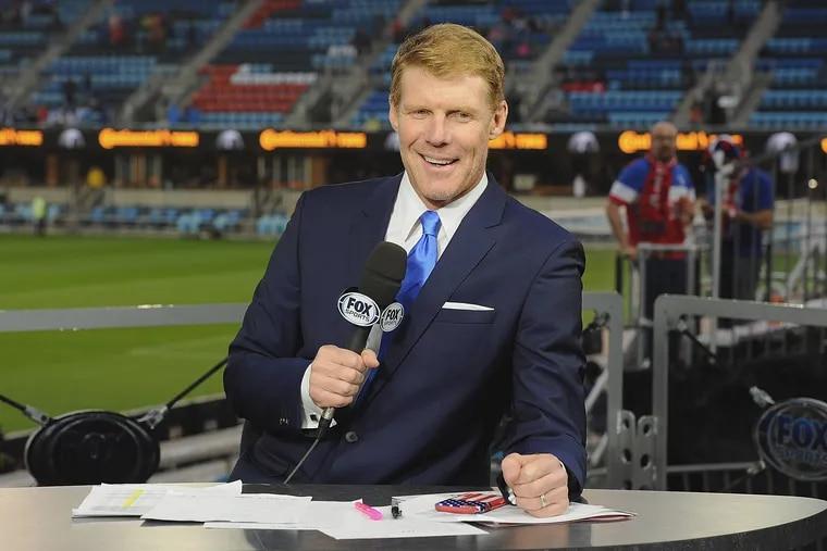 Fox Sports soccer analyst Alexi Lalsa.