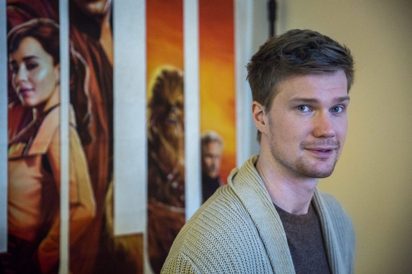 Joonas Suotamo: The tall former Penn State basketball player turned Chewbacca