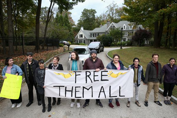 Protesters demand Devereux agency halt its plans for migrant children's shelter in Philly suburb