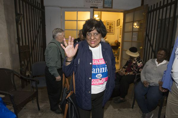 Did gentrification dethrone longtime Councilwoman Jannie Blackwell in West Philly?