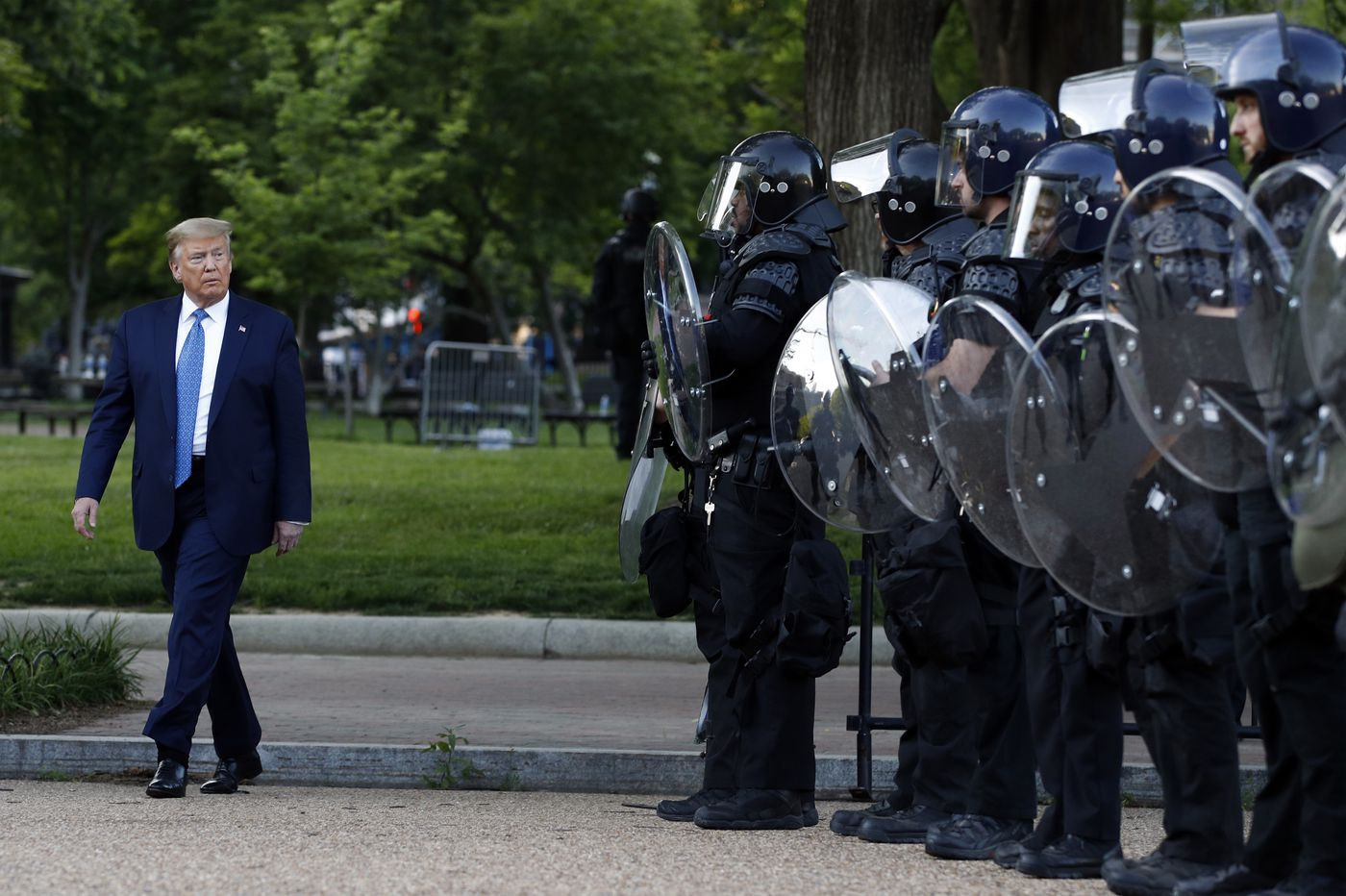 Attorney general personally ordered removal of protesters near White House