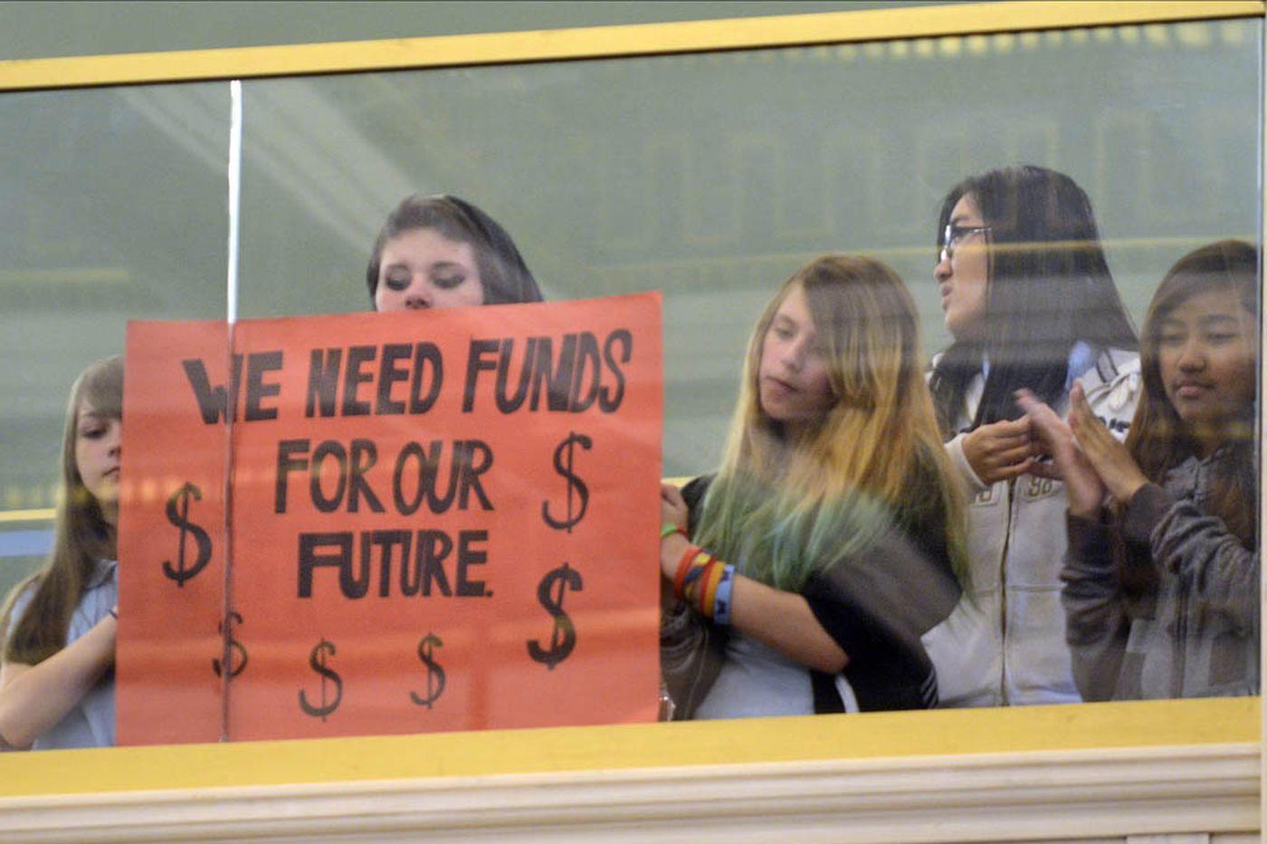 Public lobbies Council for more school funding