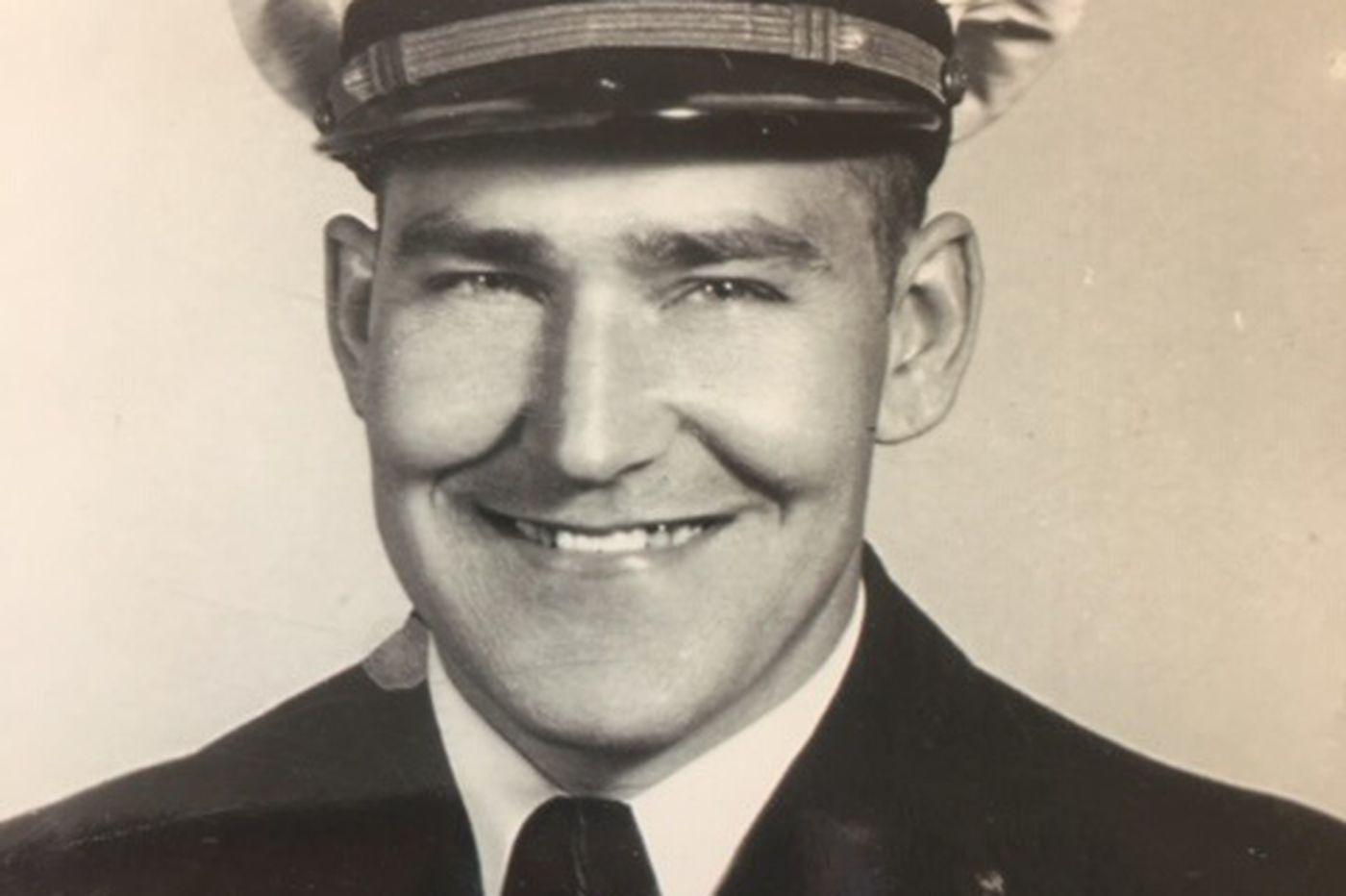 Lt. Commander Henry Rubner, a decorated World War II Naval aviator, dies at 98