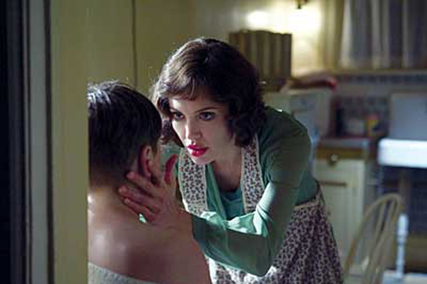 Jolie jarring, 'Changeling' marred by all its changes