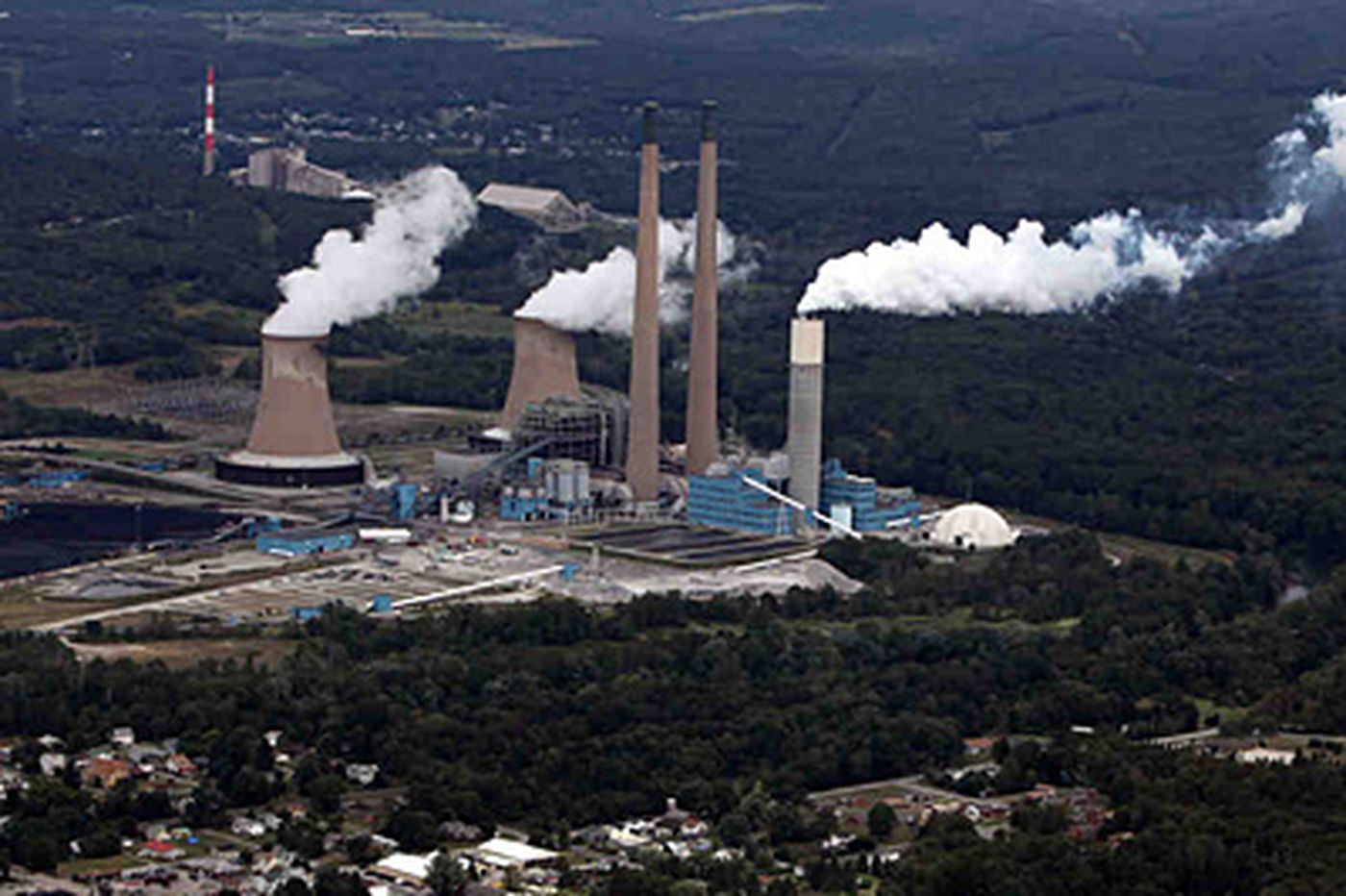 EPA seeks to limit new power-plant emissions