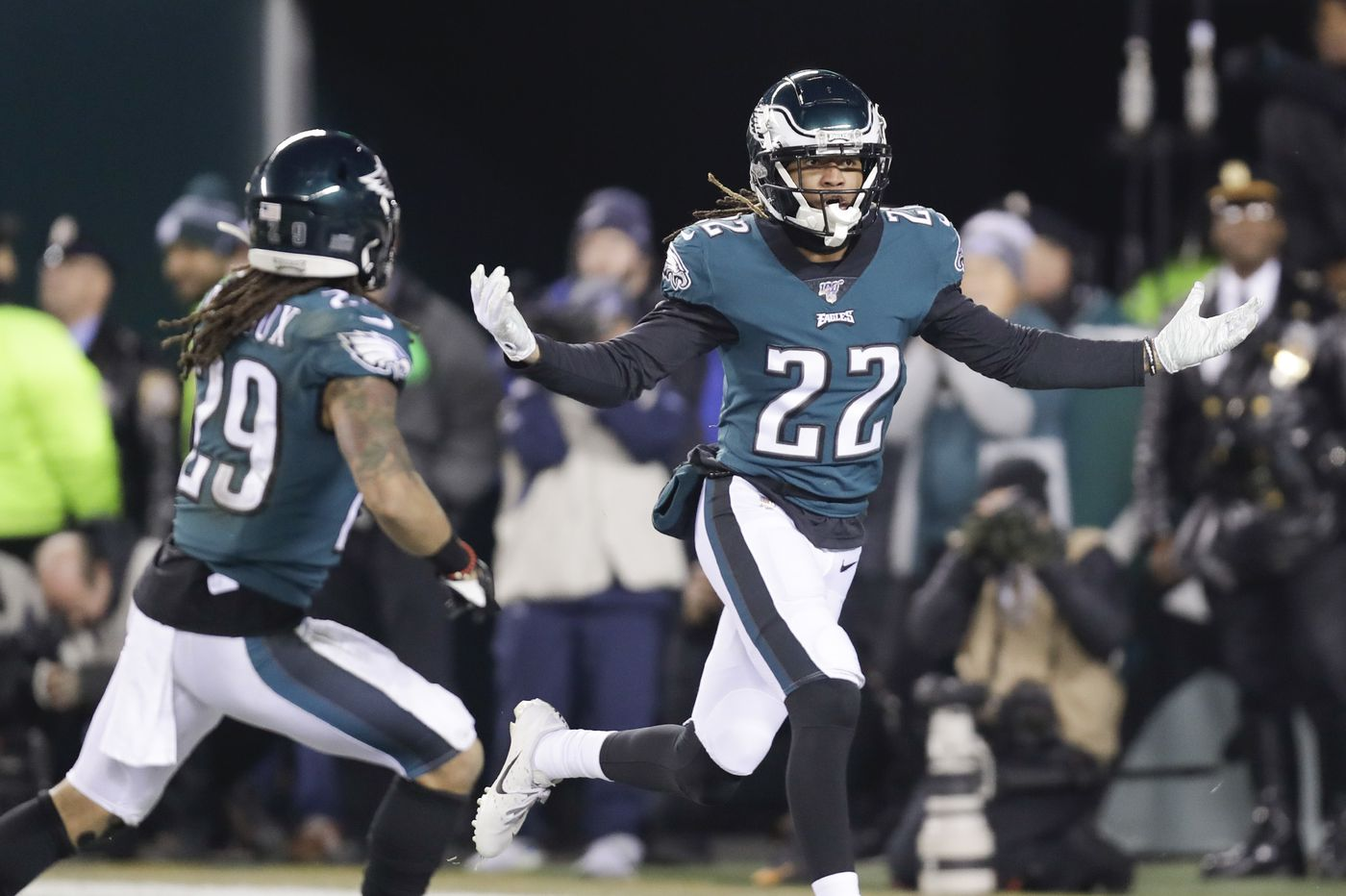 Eagles defensive-position battles to watch during training camp | Early Birds