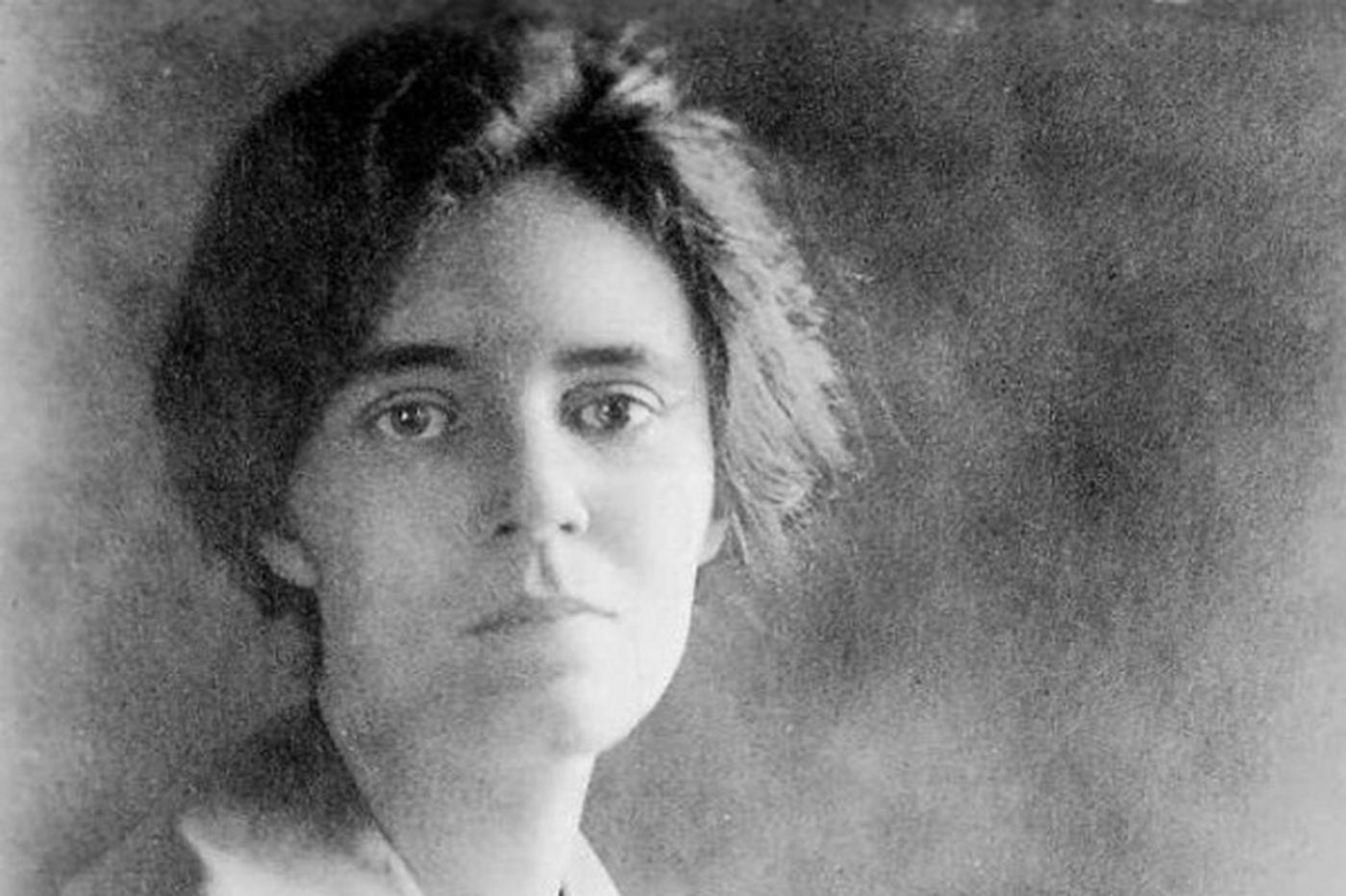 Suffragist tale still inspires
