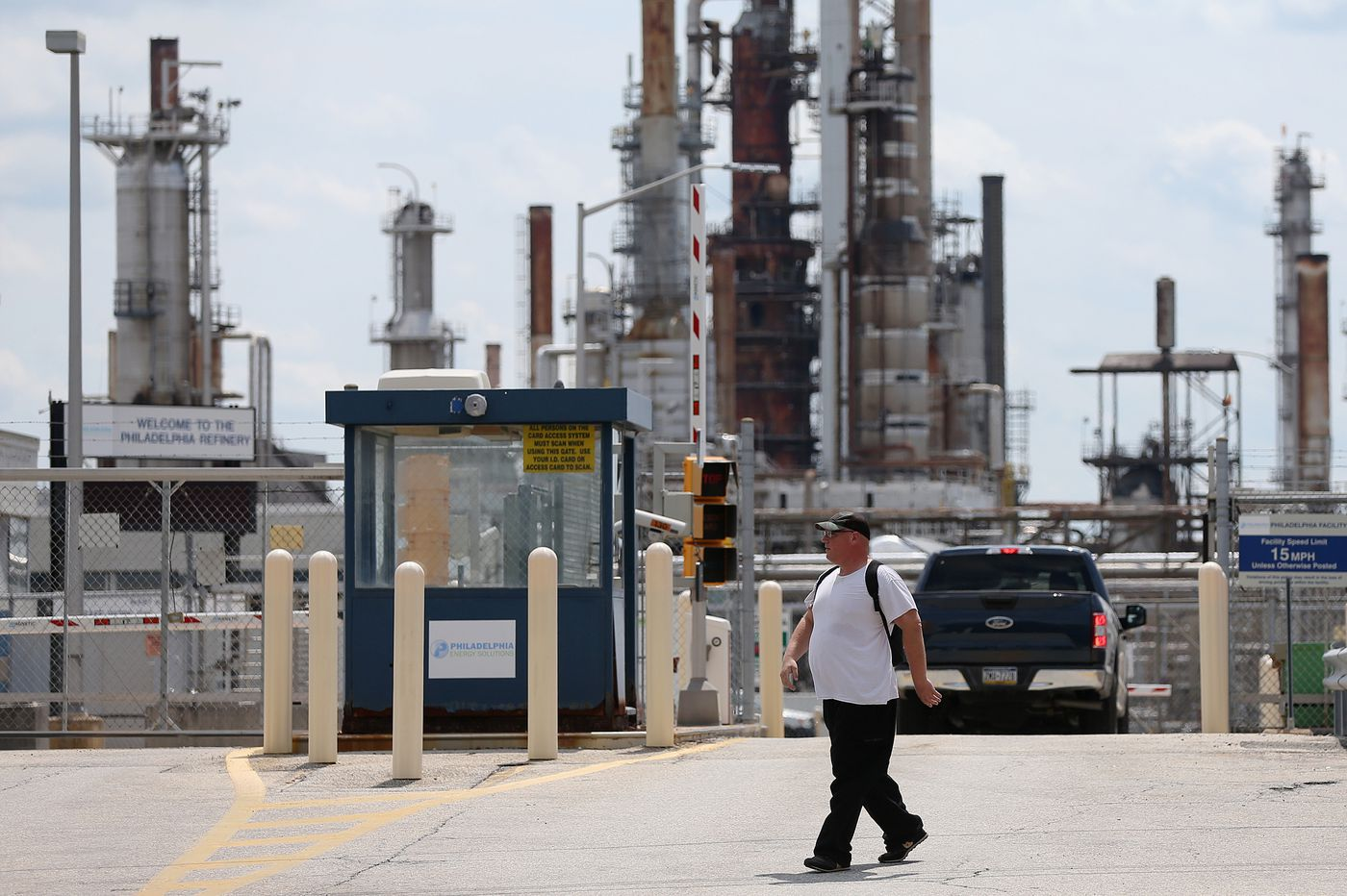 Cleaning up the PES refinery site should happen as soon as possible | Editorial