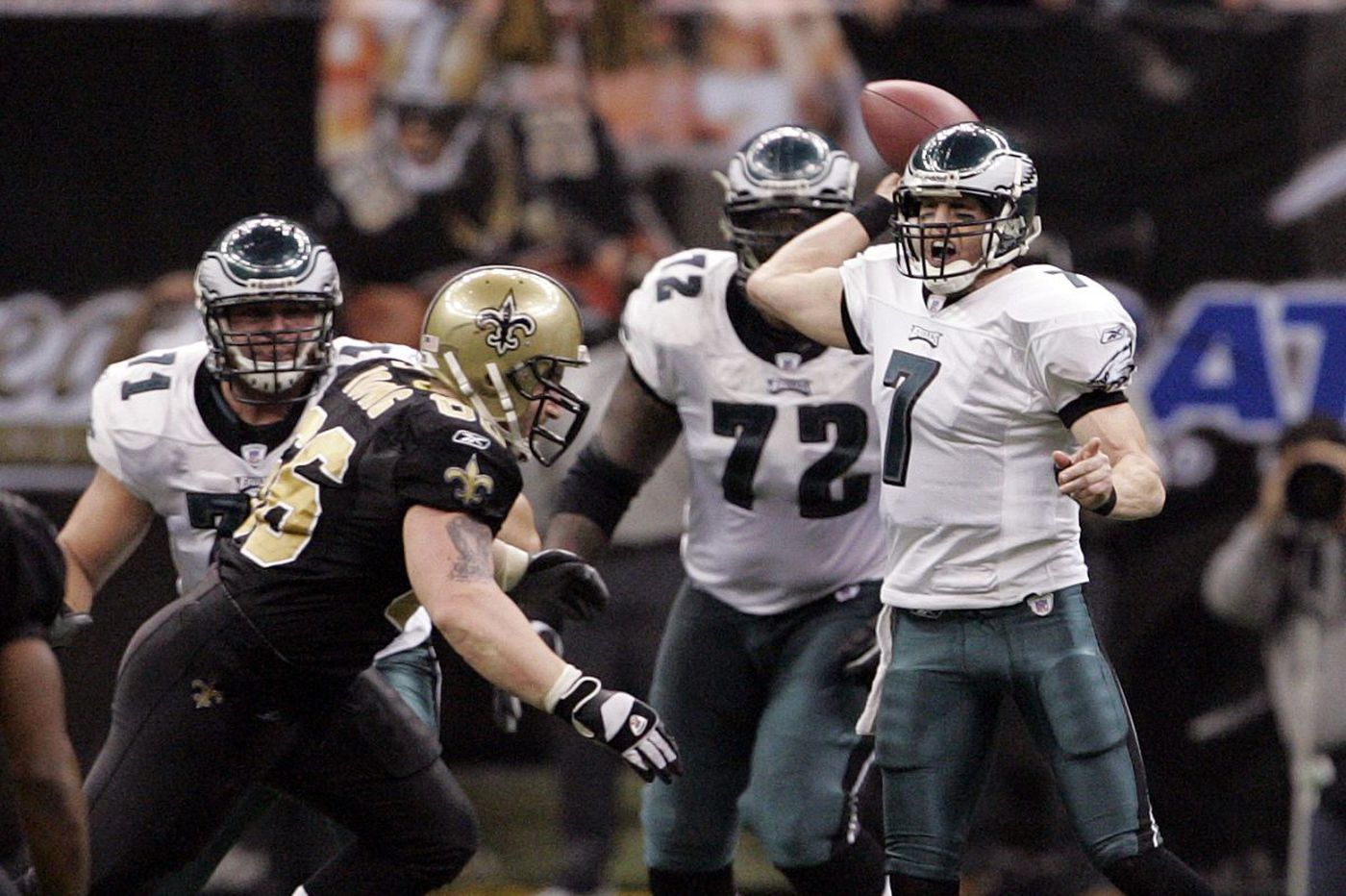 Jeff Garcia reflects on a Sunday evening in 2007 that still stands alone | David Murphy