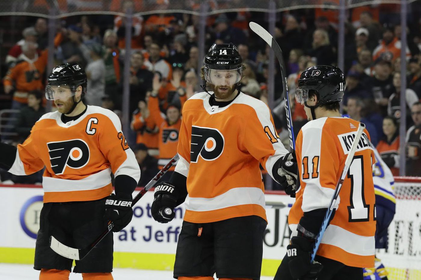 Flyers' Claude Giroux back among NHL's elite | Sam Carchidi