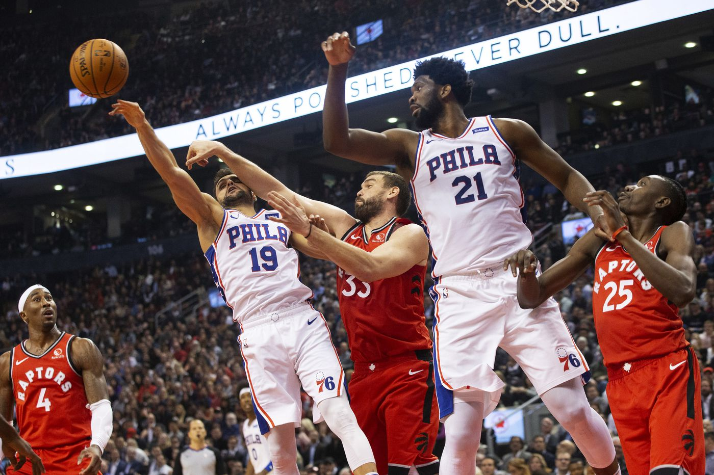 Sixers podcast: Dissecting another bad loss and Joel Embiid's scoreless game vs. Raptors