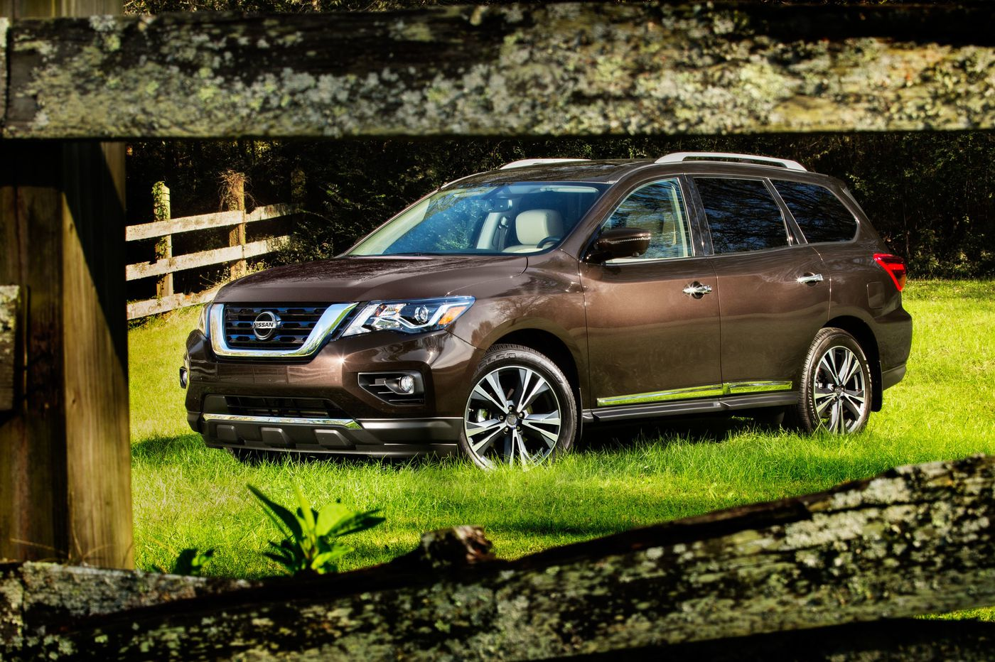 Nissan Pathfinder remains a solid value, but that's about it