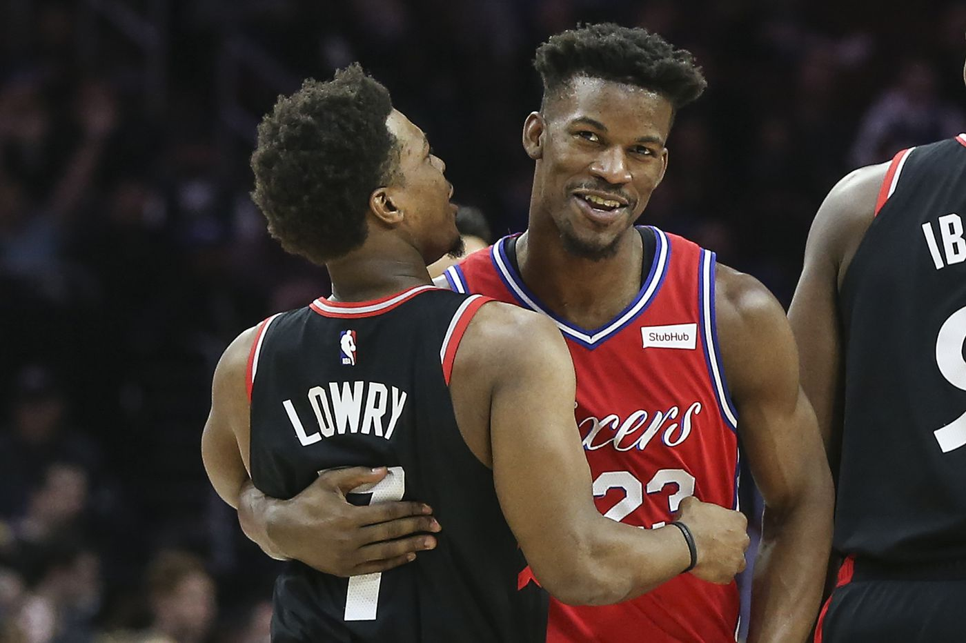 cheaper 77be3 d5183 NBA playoffs: Raptors' Kyle Lowry enjoys matching up with ...