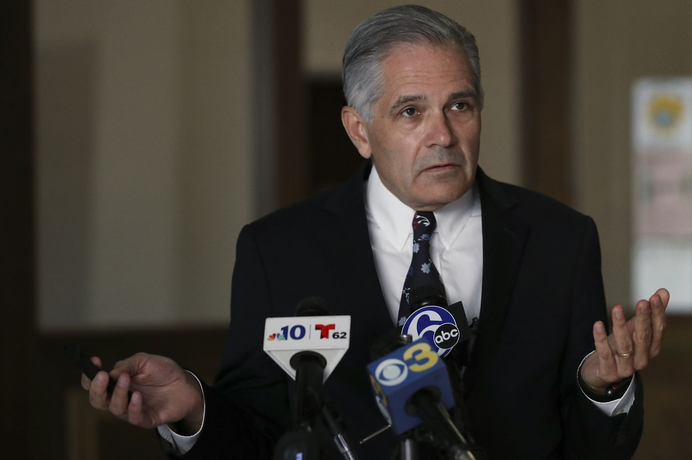 Retired Philly cops want to 'counter-punch' George Soros for boosting Larry Krasner in the 2017 DA race