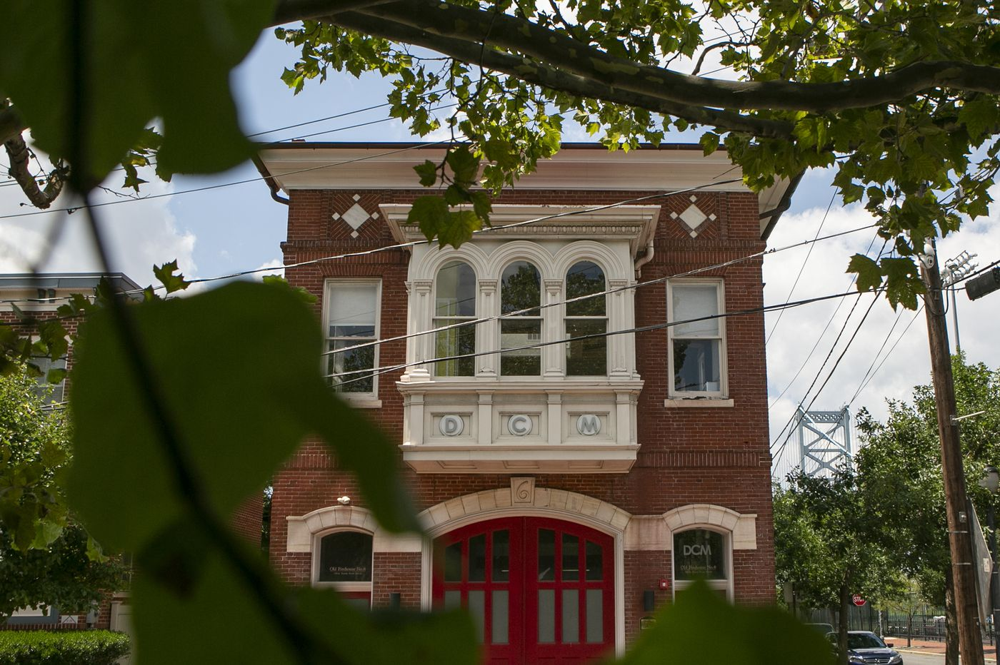 An old firehouse, not tax breaks, brought this company to Camden | Inga Saffron