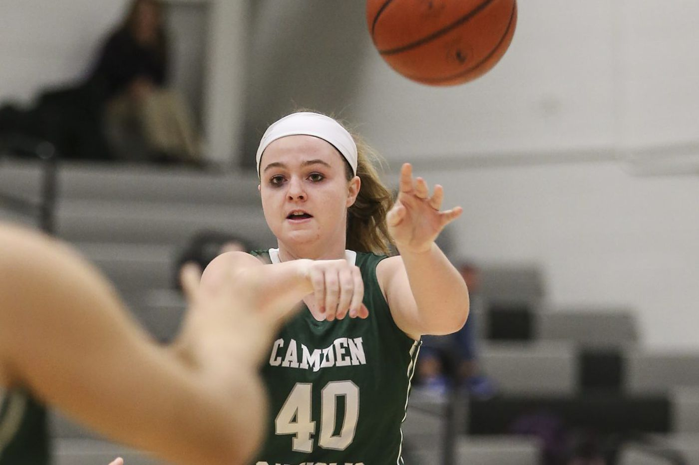 Kate Deutsch is realizing her hoops potential at Camden Catholic