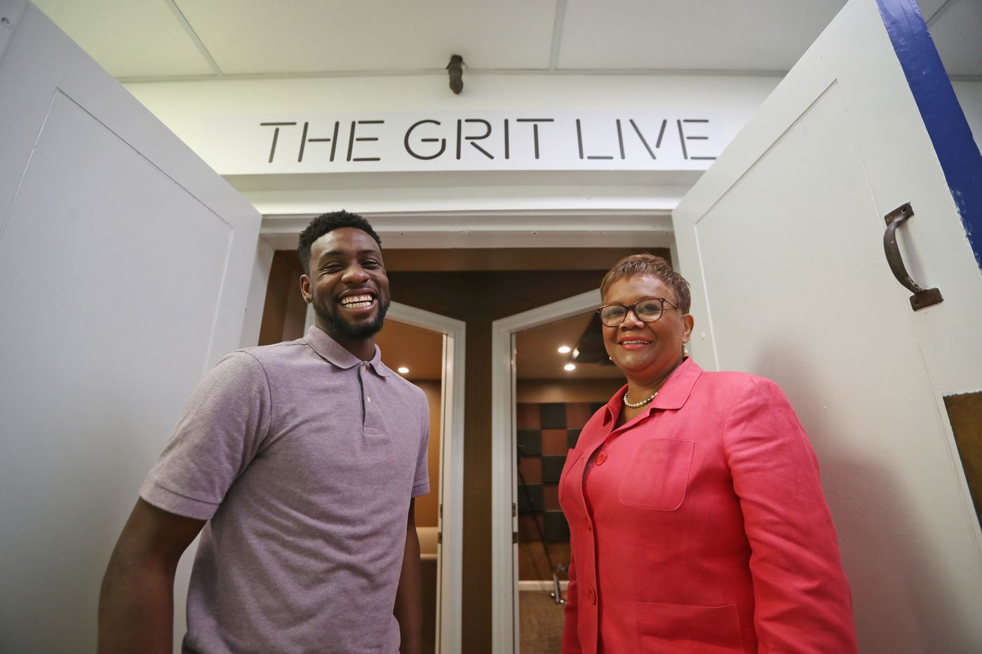 On Dick Clark's old dancing ground, the Grit Live podcast aims to be 'the Pandora of entrepreneurs'