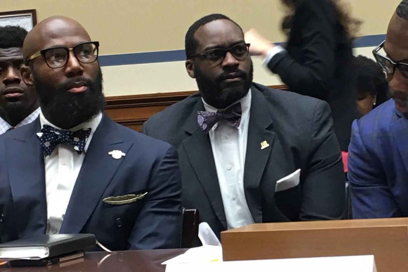 Chris Long and Eagles' Malcolm Jenkins help Clean Slate Act become law